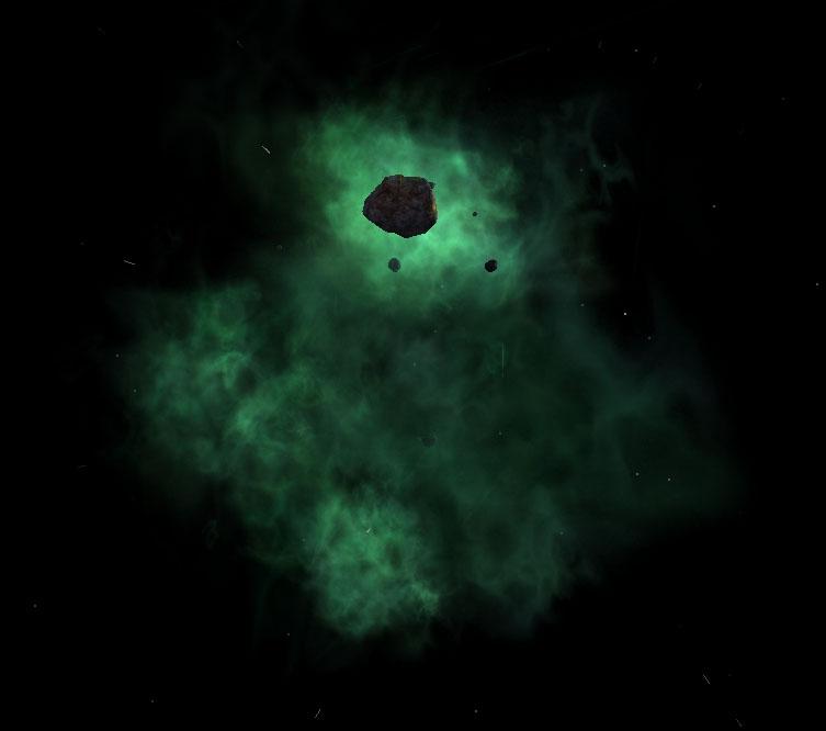 Obligon Nebula