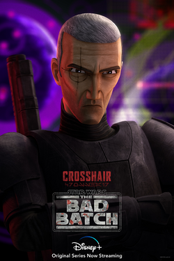 Star Wars The Bad Batch Crosshair poster 2.png