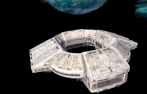 Trade Federation Outpost