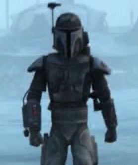 Unidentified Death Watch soldier 4