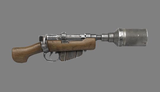 CA-87 blaster