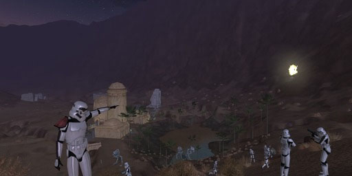 Imperial Oasis Incident