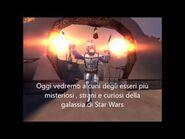 Personaggi Misteriosi di Star Wars