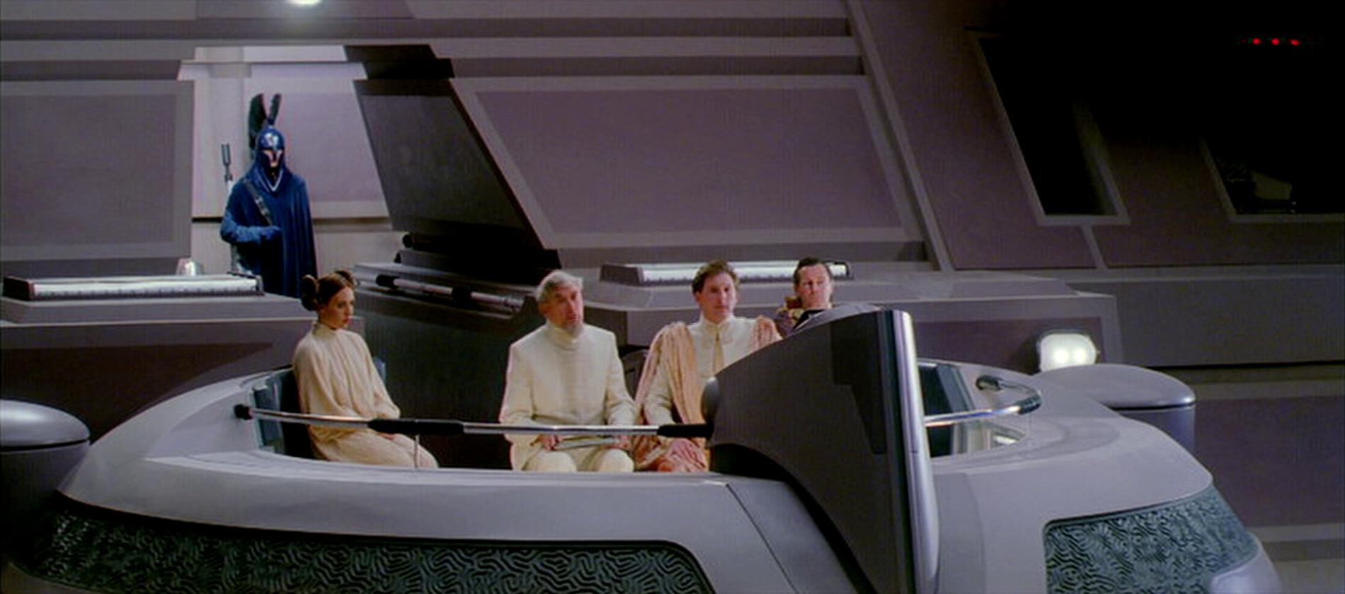 Alderaan Senatorial Delegation