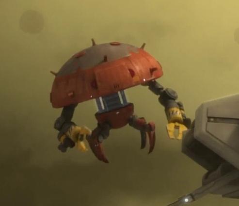 DTS Dismantler Droid