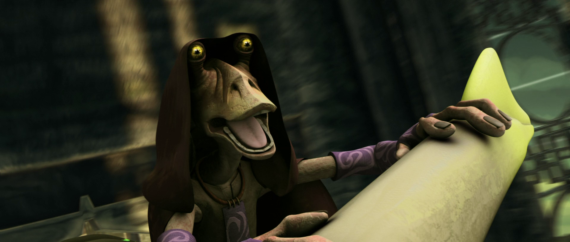 Bombad Jedi