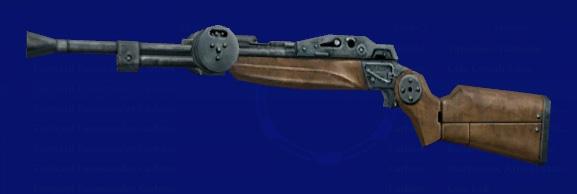 Forward Commander carbine