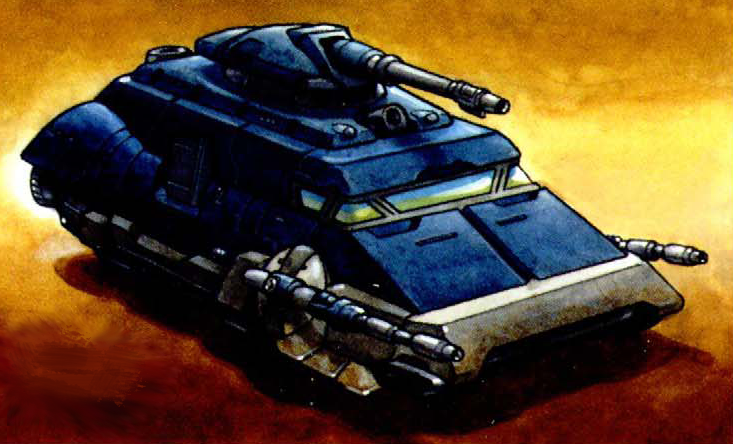 Imperial Heavy Repulsortank