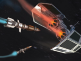 Homing missile/Canon