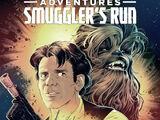 Star Wars Adventures: Smuggler's Run (TPB)