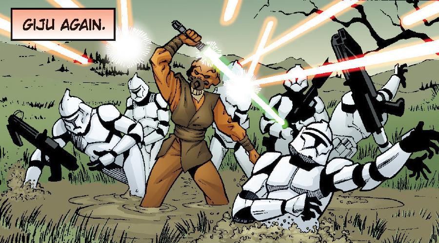 Battle of Giju (Clone Wars)
