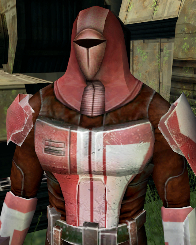 Mandalorian Guard Captain