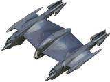 Porax-38 starfighter