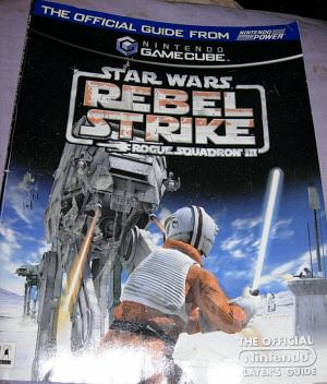 Star Wars: Rogue Squadron III: Rebel Strike: The Official Nintendo Player's Guide