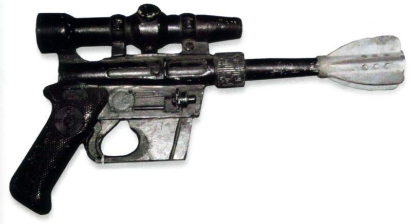DL-21 Blaster Pistol