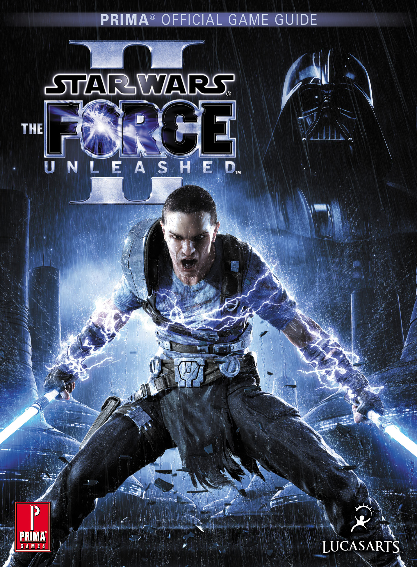 Star Wars: The Force Unleashed II: Prima Official Game Guide