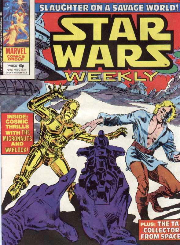Star Wars Weekly 62