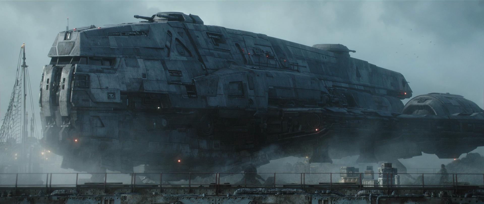 Imperial Gozanti-class cruiser