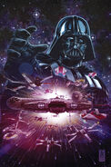 Star Wars Darth Vader 13 Textless Cover