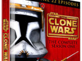 Star Wars: The Clone Wars The Complete Season One