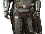 Din Djarin's armor