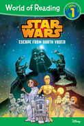 Escape from Darth Vader Cover