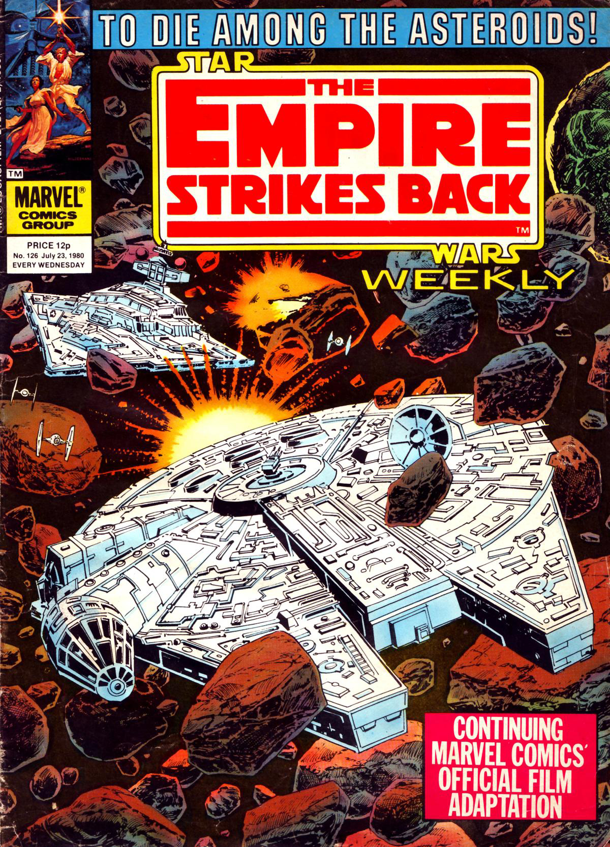 The Empire Strikes Back Weekly 126