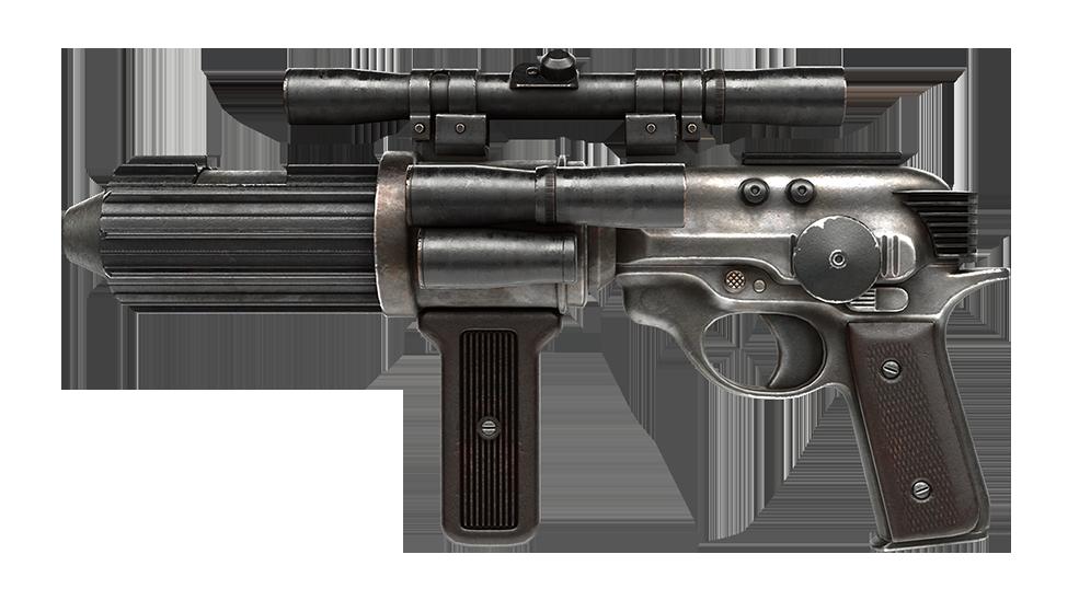 EE-4 carbine rifle