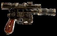 Han Solo DL-44 TFA