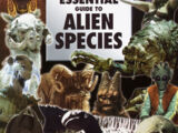 The Essential Guide to Alien Species (real-world book)