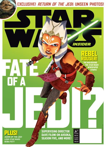 Star Wars Insider 140