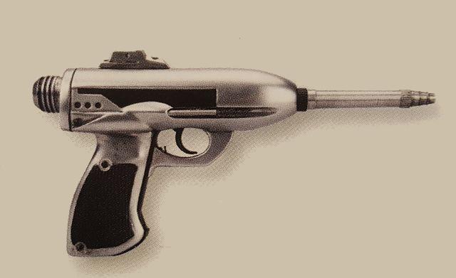 Relby K-25 Blaster