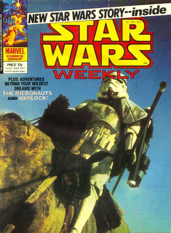 Star Wars Weekly 57