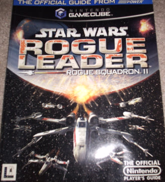 Star Wars: Rogue Squadron II: Rogue Leader: The Official Nintendo Player's Guide