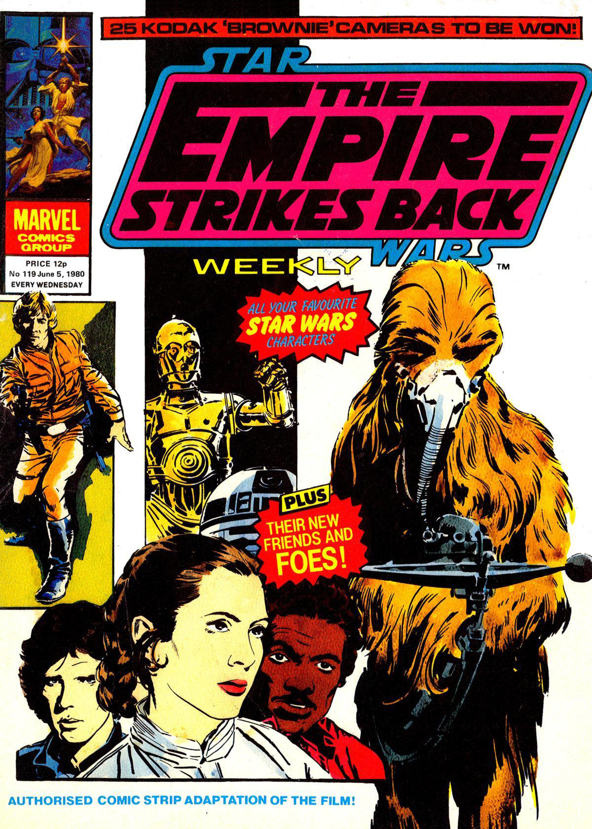 The Empire Strikes Back Weekly 119