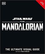 The Mandalorian Visual Guide preliminary cover