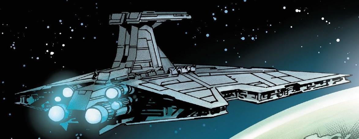 Ahr's Venator-class Star Destroyer