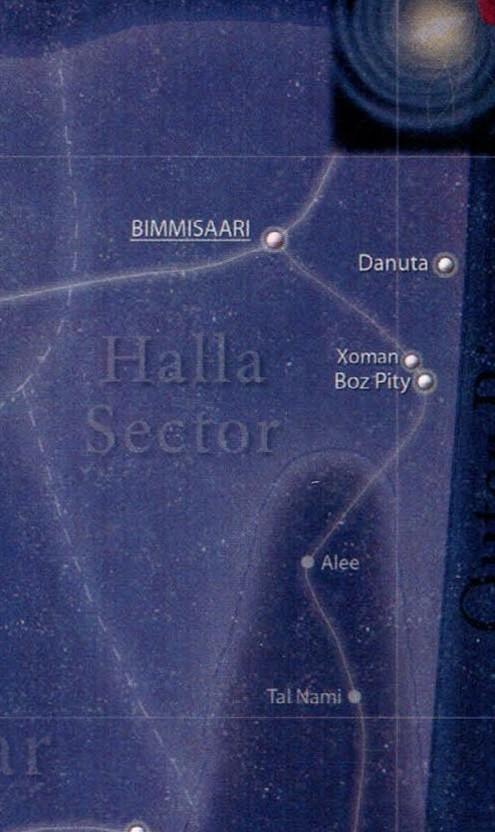 Halla sector/Legends