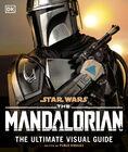 Star Wars The Mandalorian Visual Guide cover