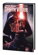 Darth Vader 2017 Omnibus variant cover