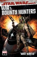 War of the Bounty Hunters 1 cover