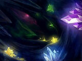 Lightsaber crystal