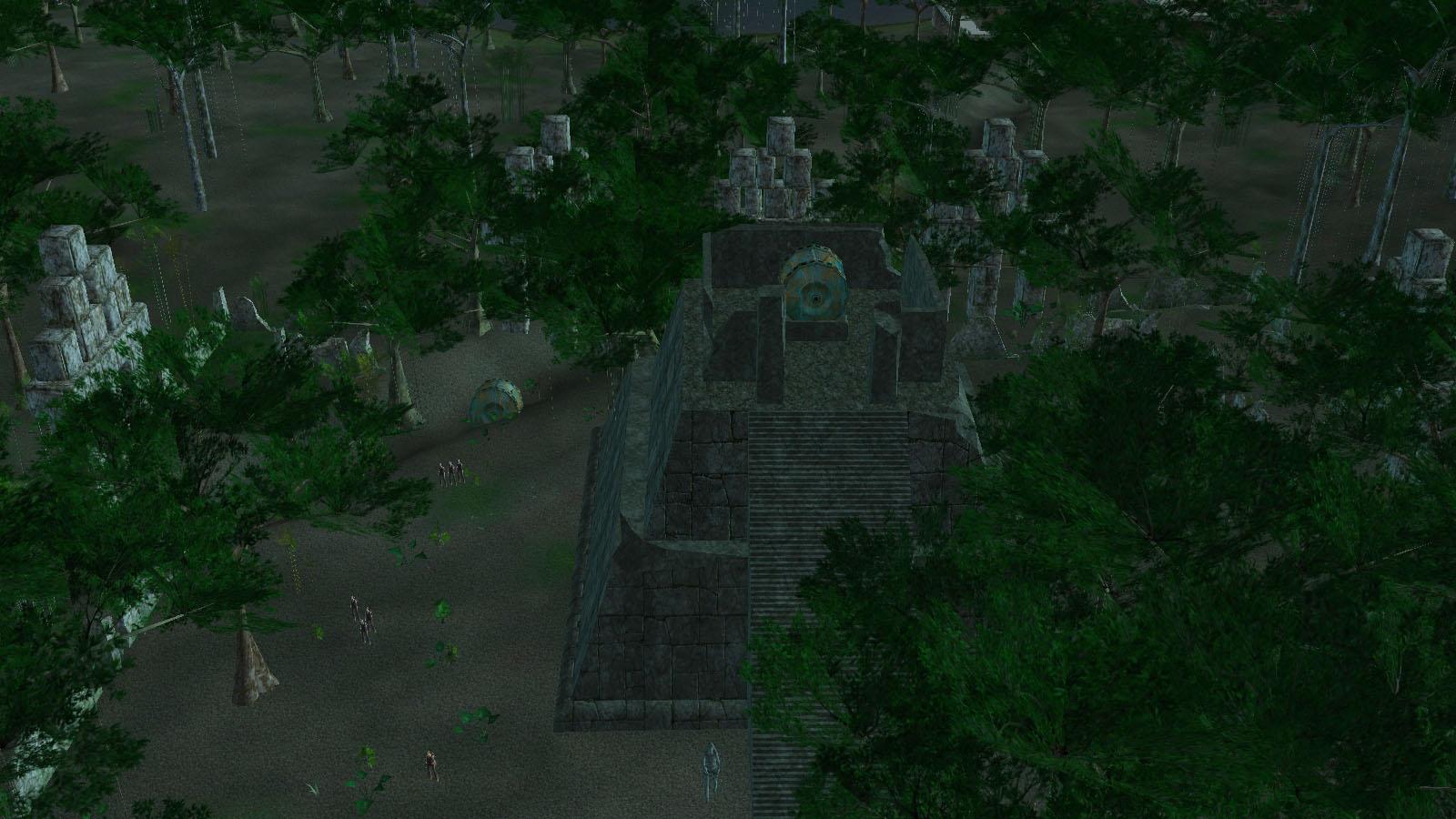 Gungan Warrior Stronghold