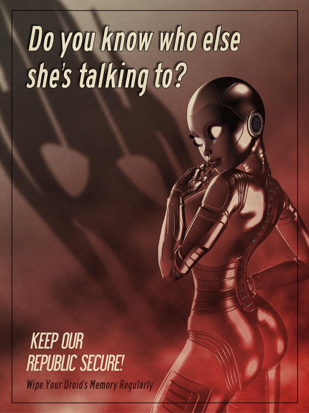 Anti-droid sentiment