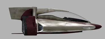 DC0052 speeder