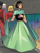 Padme Amidala gala dress