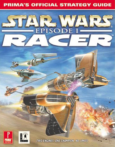 Star Wars: Episode I Racer: Prima's Official Strategy Guide