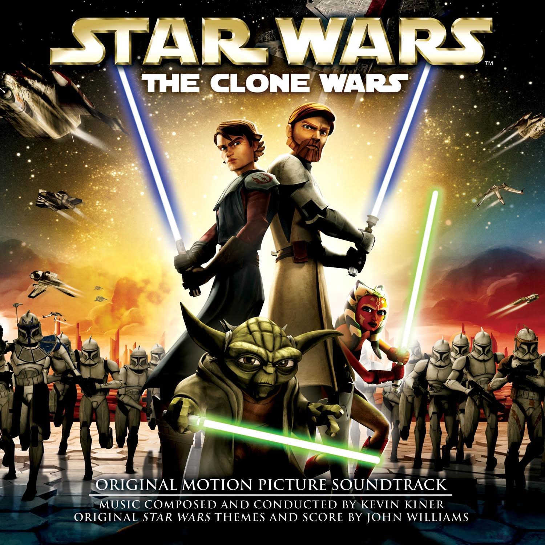 Star Wars The Clone Wars Soundtrack Wookieepedia Fandom