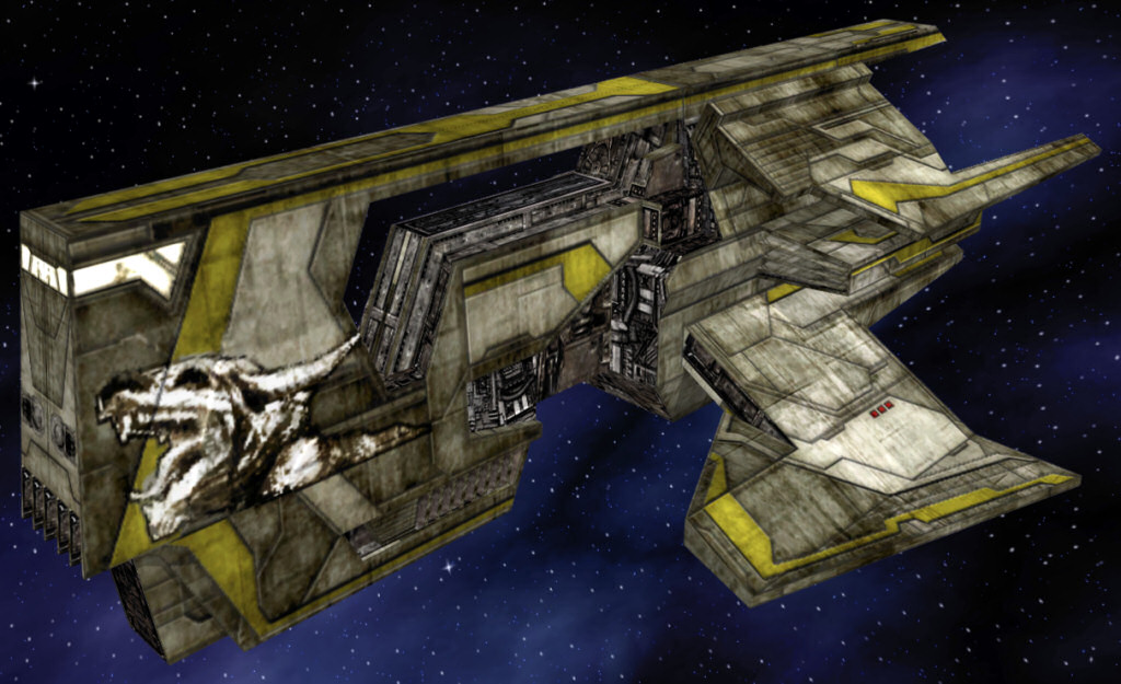 TZ-15 shuttle