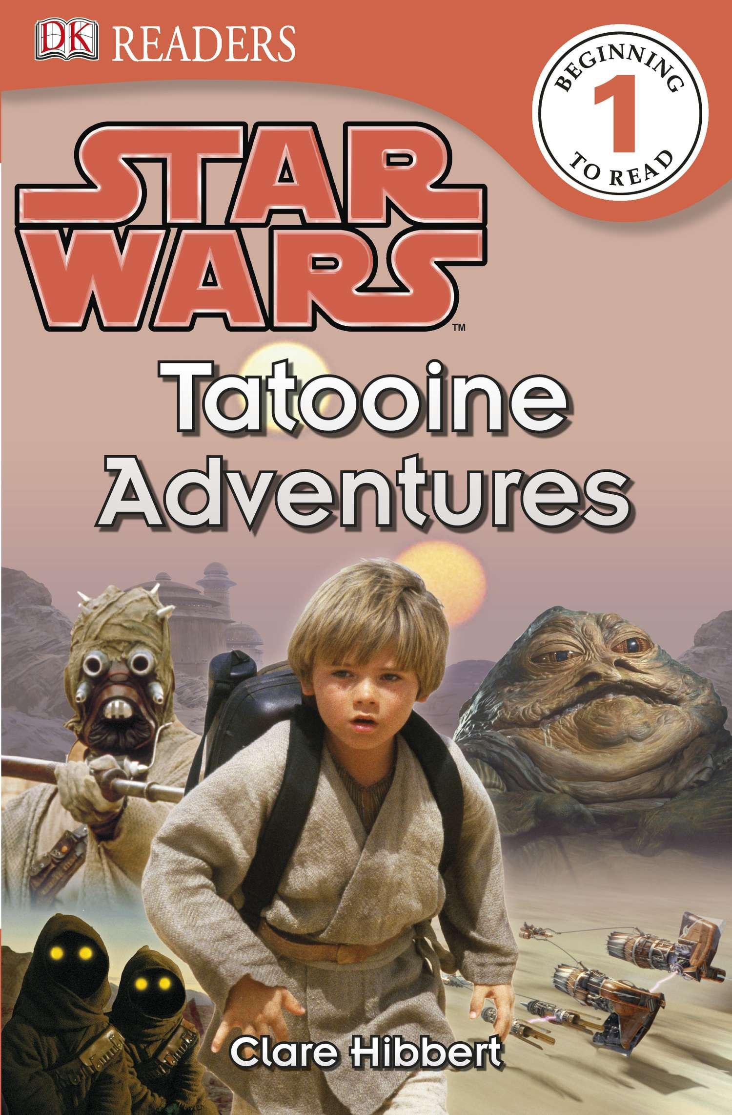 Star Wars: Tatooine Adventures